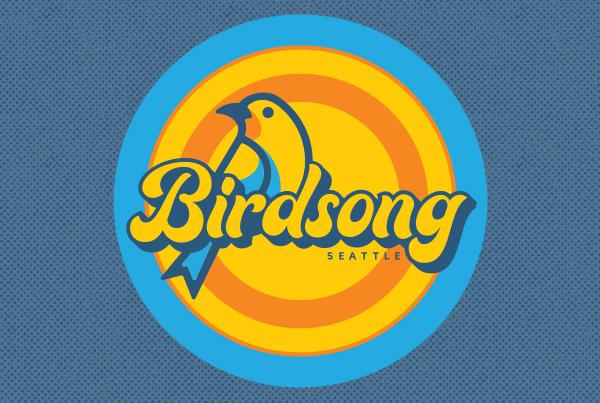 Birdsong Seattle Logo
