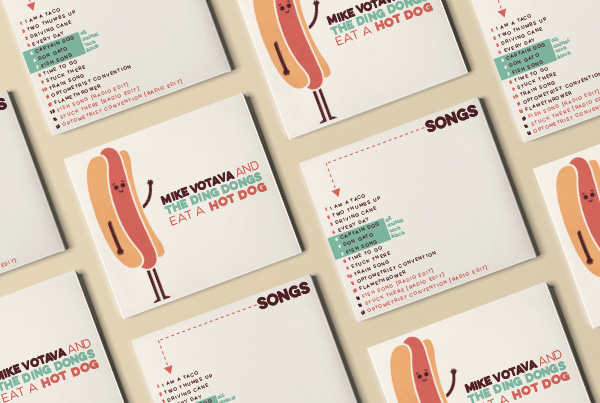 Eat A Hot Dog